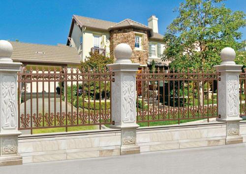 铝型材栏杆