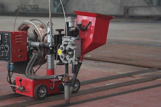 埋伏焊设备